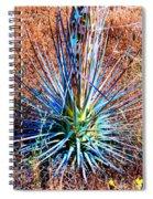 Aloe Vera In Meadow Spiral Notebook