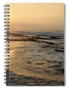 Aloha Oe Sunset Hookipa Beach Maui North Shore Hawaii Spiral Notebook