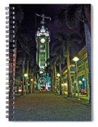 Aloha Towers Spiral Notebook