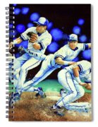 Alomar On Second Spiral Notebook