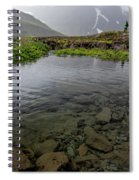 Alone With Nature Spiral Notebook