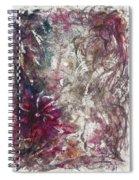 Along A Narrow Path Spiral Notebook