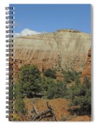 Along Panorama Trail Spiral Notebook
