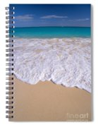 Along Shoreline Spiral Notebook