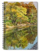 Along The C And O Canal Spiral Notebook