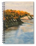 Along The Chesapeake Bay Spiral Notebook