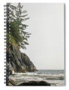 Along The Coast Spiral Notebook