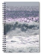 Along The Costal Highway Spiral Notebook