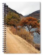 Along The Kalamath - Oregon Spiral Notebook