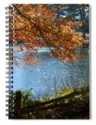 Along The Road Spiral Notebook