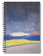 Along The Shoreline Spiral Notebook