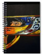 Alonso Spiral Notebook