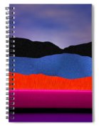 Alpenglow Spiral Notebook