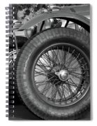 Alpha Pack Spiral Notebook