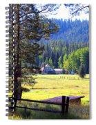 Alpine Arizona Spiral Notebook