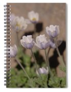 Alpine Flowers Spiral Notebook