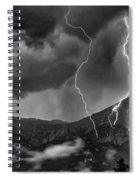 Alpine Lightning Spiral Notebook