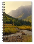 Alpine Loop Fall Spiral Notebook