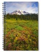 Alpine Meadows Spiral Notebook