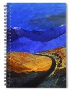 Alpine Vista Spiral Notebook