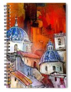 Altea 03 Spiral Notebook