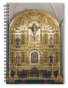 Alter San Juan Capistrano Spiral Notebook