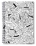 Alteration Spiral Notebook