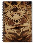 Alternate History Spiral Notebook