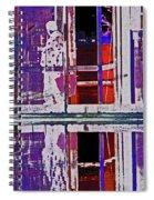 Alternate Reality 24-2 Spiral Notebook