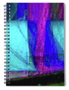 Alternate Reality 4-3 Spiral Notebook