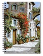Altri Archi Spiral Notebook