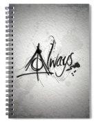 Alway Spiral Notebook