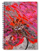 Always On The Move Spiral Notebook