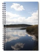Alwen Reservoir  Spiral Notebook