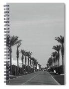 Alys Beach Entrance Spiral Notebook