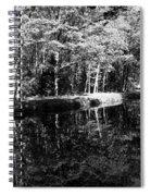Am Alten Kanal Spiral Notebook