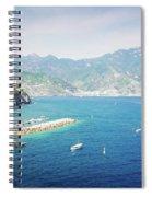 Amalfi Coast, Italy IIi Spiral Notebook