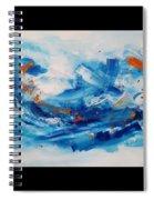 Amandas Melody  Spiral Notebook