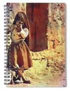 Amantani Girl- Peru Spiral Notebook