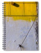 Amarillo Spiral Notebook