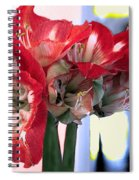 Amaryllis Fantasy Spiral Notebook
