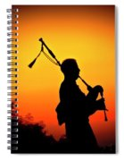 Amazing Grace Spiral Notebook
