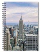 Amazing Manhattan Spiral Notebook
