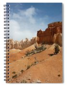 Amazing Mountains In National Park  Spiral Notebook
