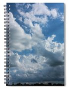 Amazing Sky Spiral Notebook