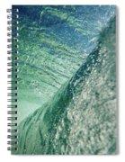 Amazing Wave Spiral Notebook