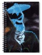 Amazzone Notturna Spiral Notebook
