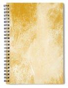 Amber Waves Spiral Notebook