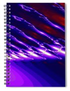 Ambient Noise Spiral Notebook