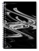 Ambiguity II Spiral Notebook
